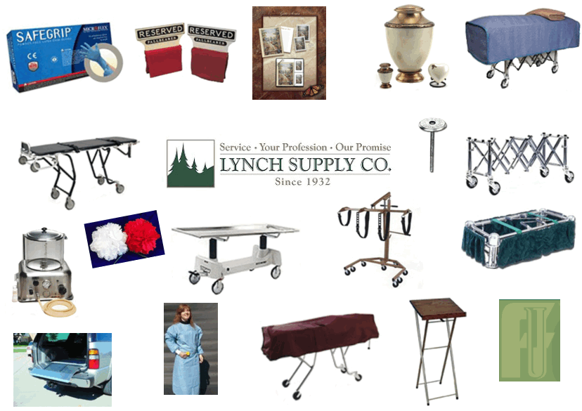 FUNERAL Equipment & Supplies